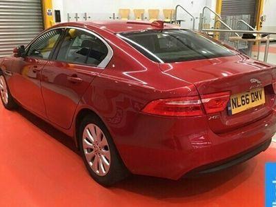 used Jaguar XE 2.0d SE (s/s) 4dr
