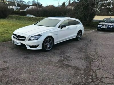 used Mercedes CLS63 AMG Shooting Brake CLS AMG 5d Tip Auto
