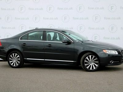 used Volvo S80 D5 [215] SE Lux 4dr Geartronic [Heated Front Seats, Front Park Assist] 2.4
