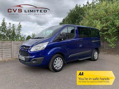 used Ford Custom Tourneo2.0 TDCi 310 Zetec Bus L1 5dr (8 Seats)