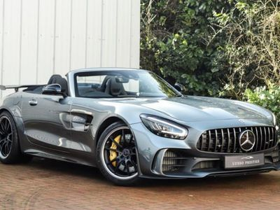 used Mercedes AMG GT R Roadster 2dr Auto