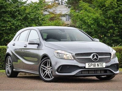 used Mercedes A180 A-ClassAMG Line 5dr Auto