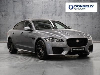 used Jaguar XF 2.0D [180] Chequered Flag 4Dr Auto