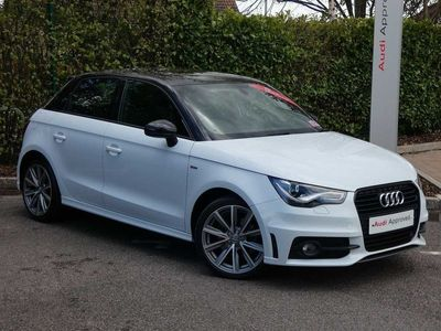 used Audi A1 1.4 Tfsi S Line Style Edition 5Dr S Tronic