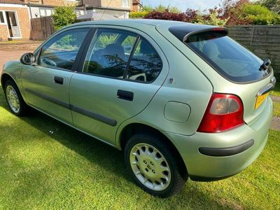 used Rover 25 1.6 16v iL 5dr