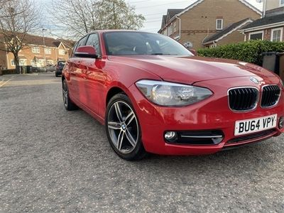 used BMW 118 1 Series i Sport 5dr 1.6