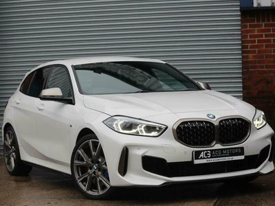 used BMW M135 1-Series Hatchback i xDrive Sport Automatic 5d