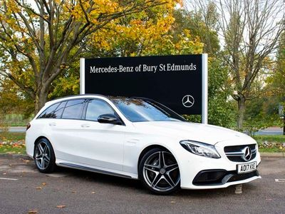 used Mercedes C63 AMG C Class Mercedes-AMGEstate 4.0 5dr