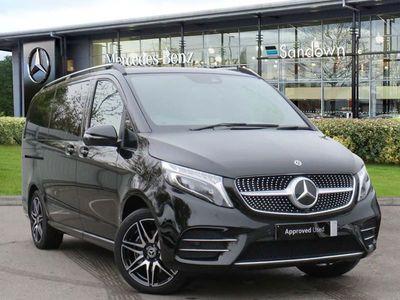 used Mercedes V220 V CLASS 2019 DorchesterD AMG LINE L