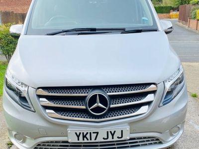 used Mercedes Vito 2.1 119 CDi BlueTEC Sport Crew Van G-Tronic+ RWD L2 EU6 (s/s) 5dr