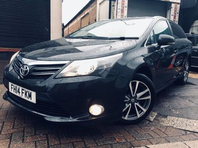 used Toyota Avensis 2.2 D-CAT Icon 5dr