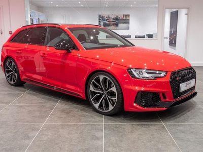 used Audi RS4 TFSI QUATTRO SPORT EDITION 2019