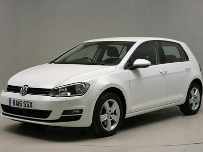 used VW Golf 1.6 TDI 110 Match Edition 5dr For Sale Reg:RA16 SSX