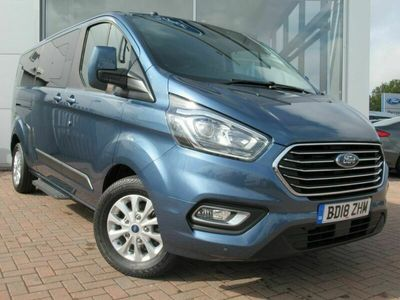 used Ford Custom Tourneo2.0 EcoBlue 105ps Low Roof 8 Seater Zetec
