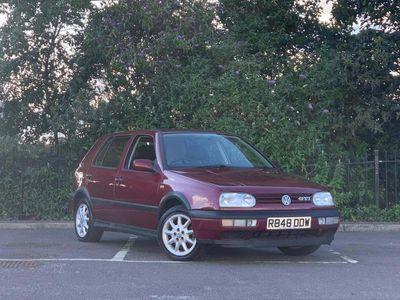 used VW Golf 2.0 GTI 5dr