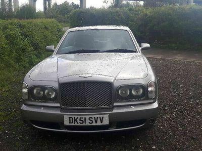 used Bentley Arnage 6.8 LWB Saloon 4dr