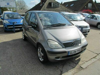 used Mercedes A140 A Class 1.4Classic SE SWB Hatchback 5dr