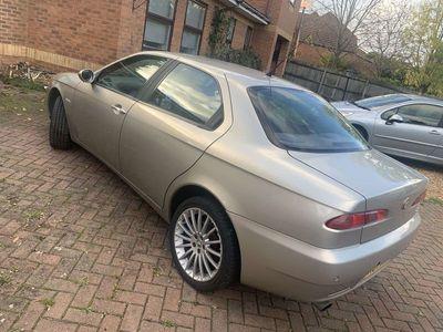 used Alfa Romeo 156 2.0 JTS Lusso Selespeed 4dr