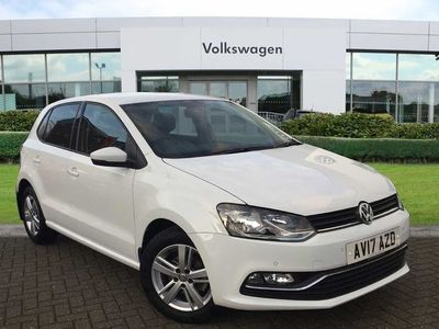 used VW Polo 1.2 TSI Match 90PS 5Dr
