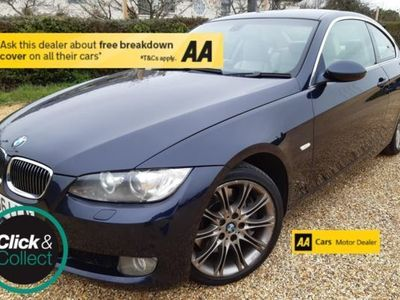 used BMW 330 3 Series d SE 2dr Auto