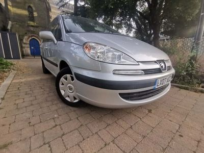 used Peugeot 807 2.0 HDi FAP S 5dr