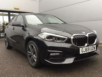 used BMW 118 1 SERIES HATCHBACK i Sport 5dr Step Auto 2019/69