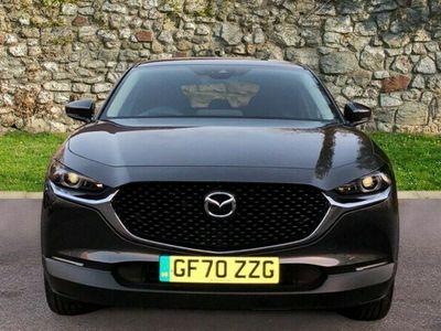used Mazda CX-3 2.0 Skyactiv-X MHEV Sport Lux AWD 5-Door