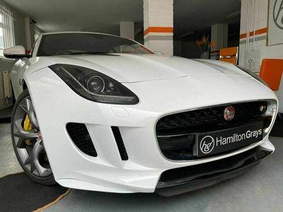 used Jaguar F-Type 5.0 V8 S/C R Coupe