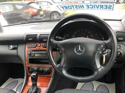 used Mercedes C200 C ClassCdi Classic Se 2.2 4dr