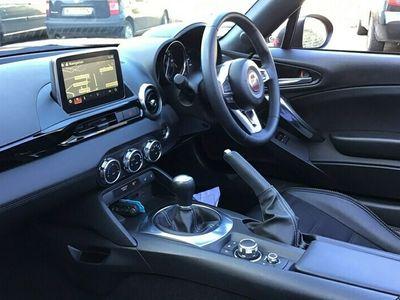 used Fiat 124 Spider 1.4 Multiair Lusso Plus 2dr