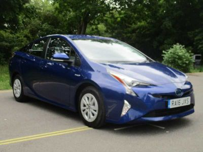 used Toyota Prius 1.8 VVTi Excel 5dr CVT [15 inch alloy]