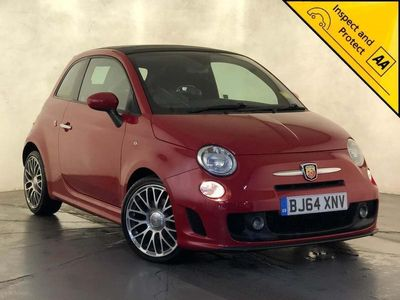 used Abarth 500 1.4 T-Jet 2dr