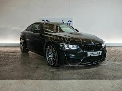 used BMW M4 4 Series 3.0(444bhp) (Competition Pack)(s/s) Coupe M DCT