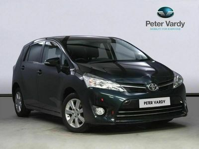 used Toyota Verso 1.6 D-4D Icon 5dr