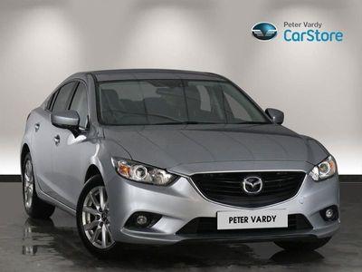 used Mazda 6 2.0 SE 4dr 2018
