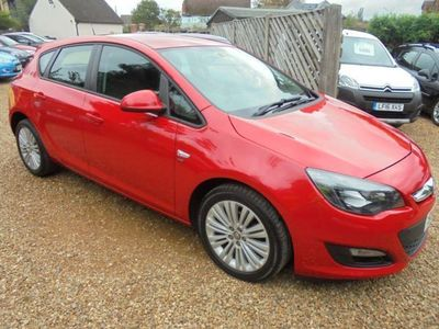 used Vauxhall Astra 1.4 16v Energy 5dr