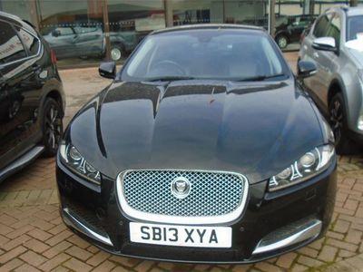 used Jaguar XF 3.0D V6 Luxury 4Dr Auto [Start Stop]