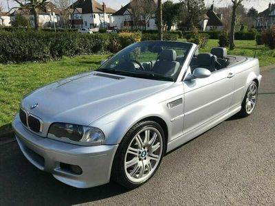 used BMW M3 3 Series 3.2Convertible
