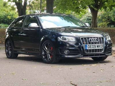 used Audi S3 2.0 TFSI S Tronic quattro 3dr