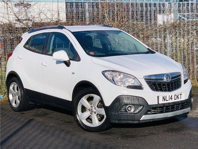 used Vauxhall Mokka 2014 Shiremoor 1.7 CDTi Exclusiv 5dr