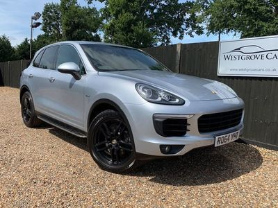 used Porsche Cayenne 3.0 TD Tiptronic 4WD (s/s) 5dr
