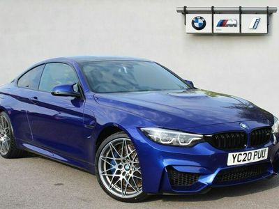 used BMW M4 4-Series CoupeCoupe (Competition Pack) 2d DCT
