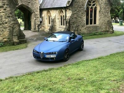 used Alfa Romeo Spider JTS V6 Q4 3.2 2dr