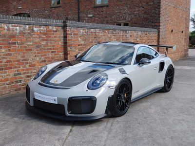 used Porsche 911 GT2 RS 991 Weissach Package - RHD