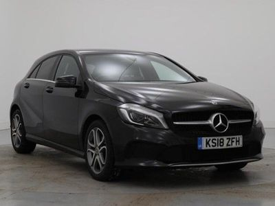 used Mercedes A160 A ClassSport Edition 5dr 1.6