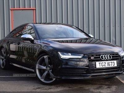 used Audi S7 S7TFSI Quattro Black Edition 5dr S Tronic