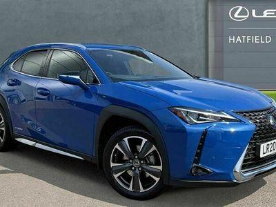 used Lexus UX Hatchback 250h 2.0 5dr Premium Plus CVT [Nav]