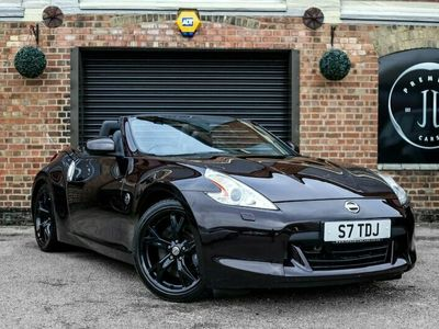 used Nissan 370Z 3.7 V6 GT 3d AUTO 328 BHP AMAZING CONDITION!