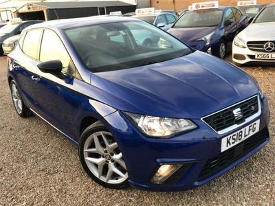 used Seat Ibiza 1.0 TSI FR (s/s) 5dr