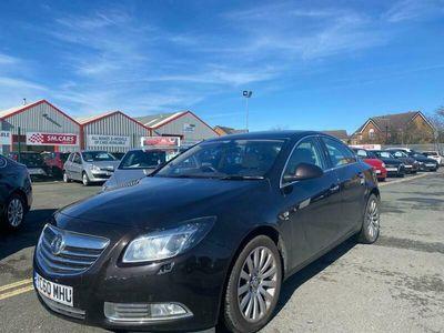 used Vauxhall Insignia Saloon 2.0 CDTi Elite Nav (160bhp) 4d